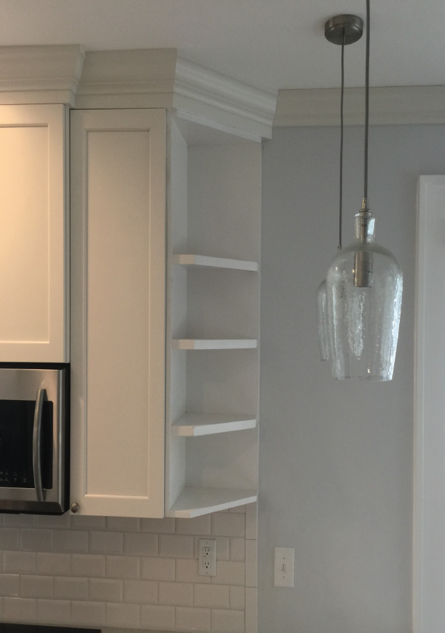 Kitchen Corner Cabinet