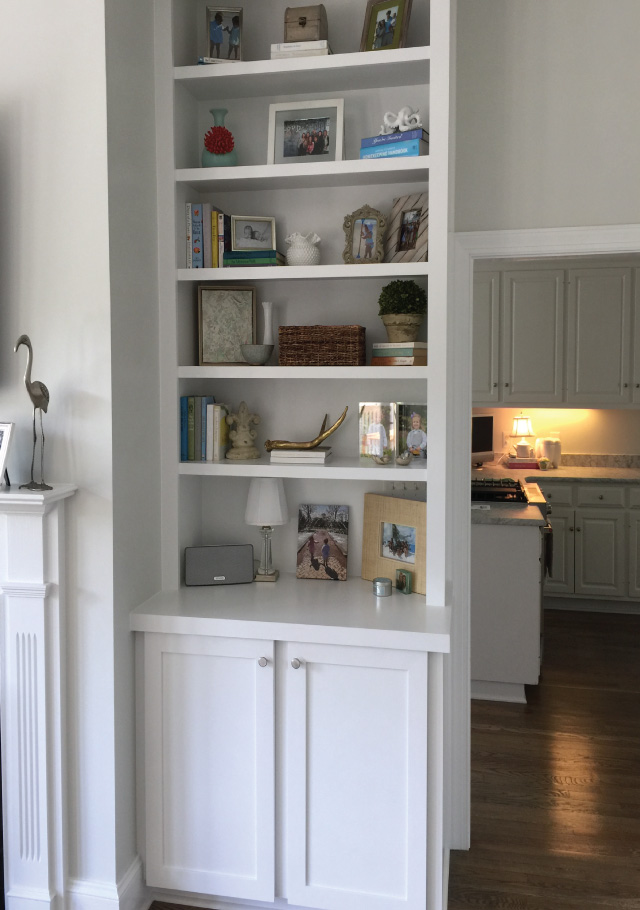 Tall Shelf